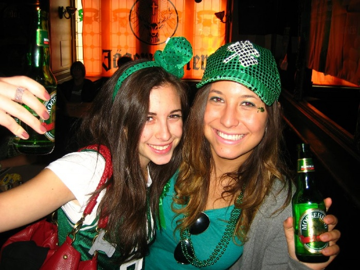 Celebrate Saint Patrick's at McKibbin's!