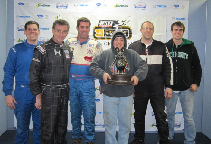 McKibbin's wins Road Atlanta race!