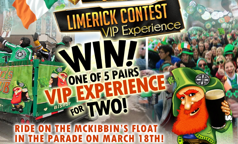 McKibbins Irish Pub: Montreal's original Pub & Bar  | McKibbins Irish Pub is the Montreal Irish Pub & Bar. The best bar & pub food in the Montreal area with an irish twist, live bands & over 24 beers on tap.
